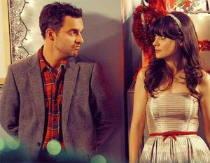 "New Girl's ""Jess and Nick"" changed the direction of the FOX comedy. (Photo Source: Yahoo! Canada OMG! TV Blog)"