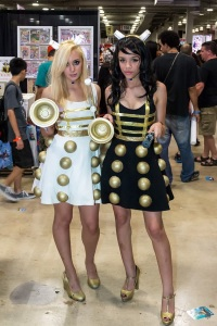 Naughty Daleks ?